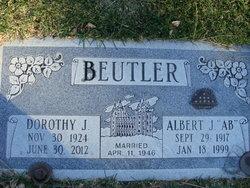 Dorothy Dot <i>Johnson</i> Beutler