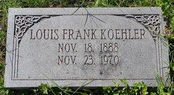 Louis Frank Koehler