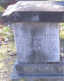 William Alonzo Banther