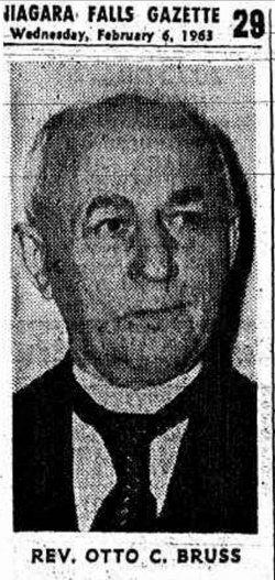 Otto C. Bruss