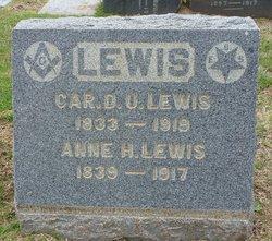 Anne Harman <i>Adams</i> Lewis