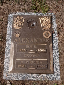 D Virginia Alexander