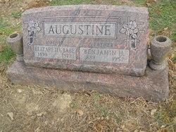 Benjamin H Harry Augustine