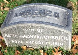 Lorenzo Currier