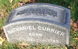 Nathaniel Currier