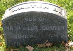 Walter B. Currier