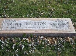 James Elmer Britton