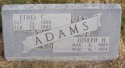 Ethel C Adams