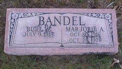 Marjorie A. <i>Ness</i> Bandel