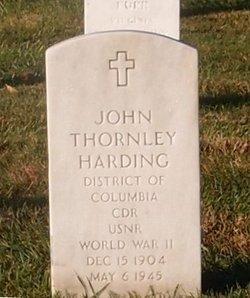 John Thornley Harding