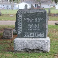 Hazel Margarite Brauer