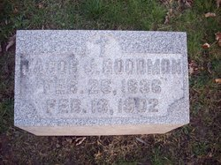 Jacob J Goodmon