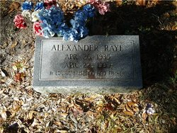 Alexander Raye