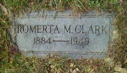 Romerta M. Clark