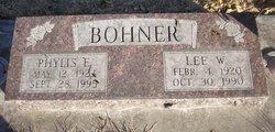 Lee W Bohner
