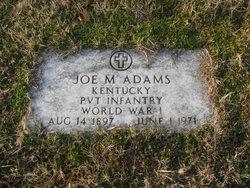 Joe M. Adams