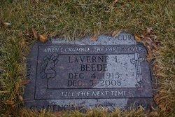 LaVerne Irene <i>Timm</i> Beede