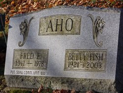 Fred E. Aho