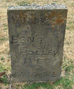 Benjamin Halley