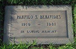 Panfilo S Benavides