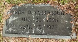 Arch O Yarborough