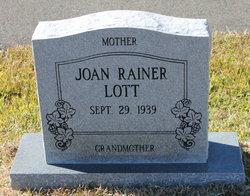 Joan <i>Rainer</i> Lott
