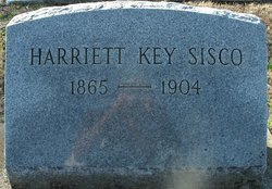 Harriett Lauvinia Hattie <i>Key</i> Sisco