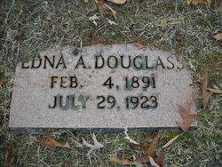 Edna A Douglass