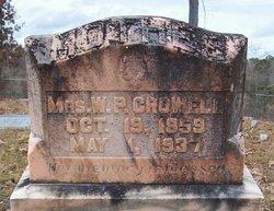 Elizabeth S. <i>Carlisle</i> Crowell