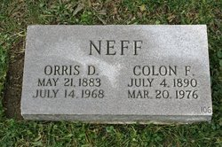 Colon F <i>Fink</i> Neff