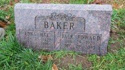 Edna Mae <i>Sosbe</i> Baker