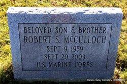 Robert S McCulloch