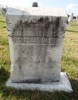 Rebecca L Baxter