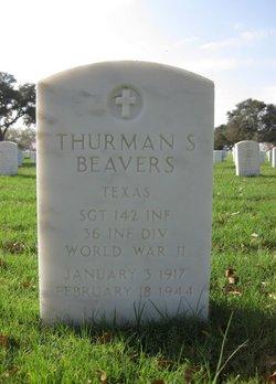 Thurman Scott Beavers