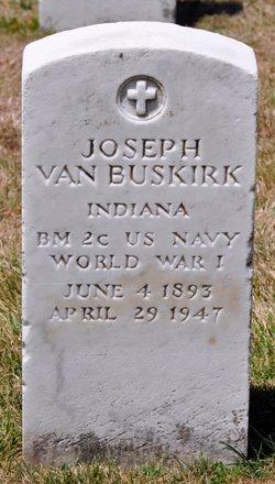Joseph Van Buskirk