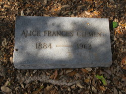 Alice Frances Clement