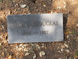 Jack G Douglas