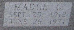 Madge Carrie <i>Hambleton</i> Arbuckle