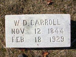 William Dallas Carroll