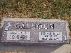 Bennie B Calhoun, Sr.