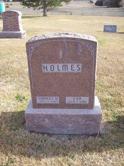 Eva <i>Osborne</i> Holmes