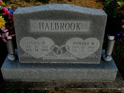 Leora Mary <i>Bracy</i> Halbrook
