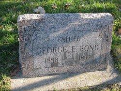 George E Bond