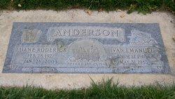 Luane <i>Roderick</i> Anderson