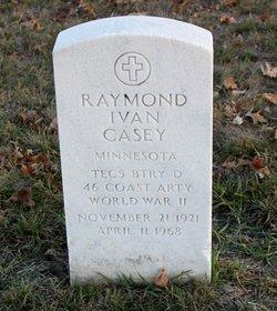 Raymond Ivan Casey