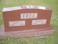 Ida Myrtle <i>Morlan</i> Free