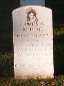 Sgt James G Kehoe