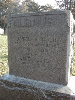 Jane Elizabeth <i>Glancy</i> Albaugh