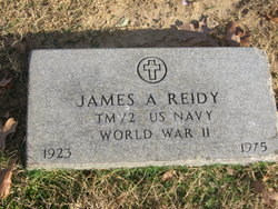 James Ray Reidy