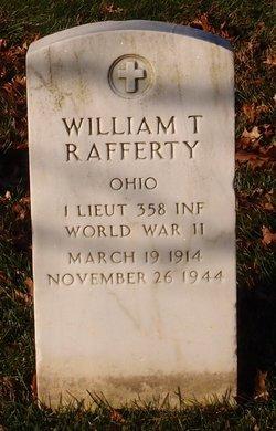 William T Rafferty
